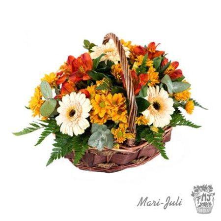 Imagen para la categoría Cestas de Flores