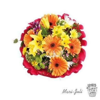 Ref.tr311.Bouquet variado primaveral.